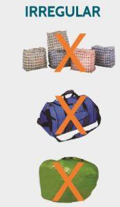 Irregular Bags